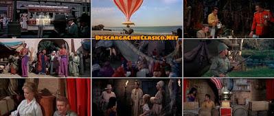 Cinco semanas en globo (1962) Five Weeks in a Balloon - Descargar - Capturas