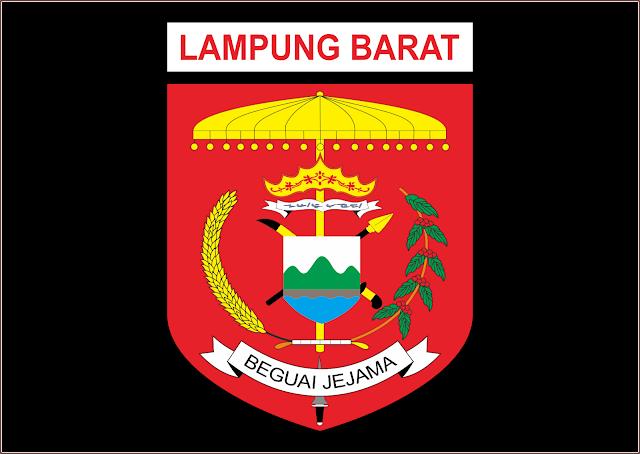 Logo Kabupaten Lampung Barat Vector / CorelDraw (CDR)