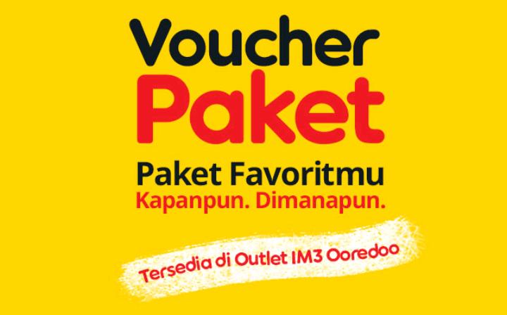 Cara Memasukan Kode Voucher Paket Indosat Ooredoo, dan Cek Status Paket Indosat