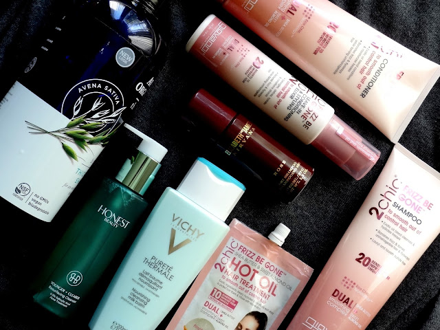 Under $20 Haircare & Cleansers