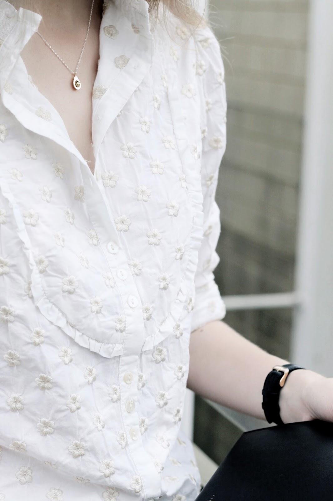 Estella Bartlett Avocado Necklace Blog