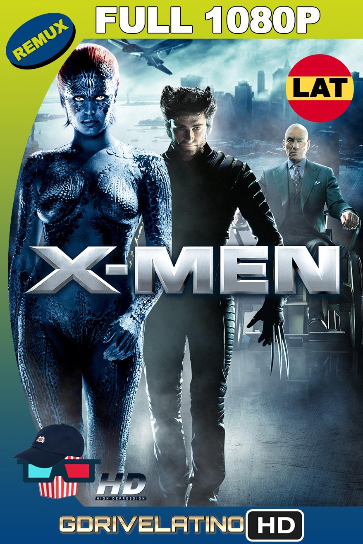 X-Men (2000) REMASTERED BDRemux 1080p Latino-Ingles MKV