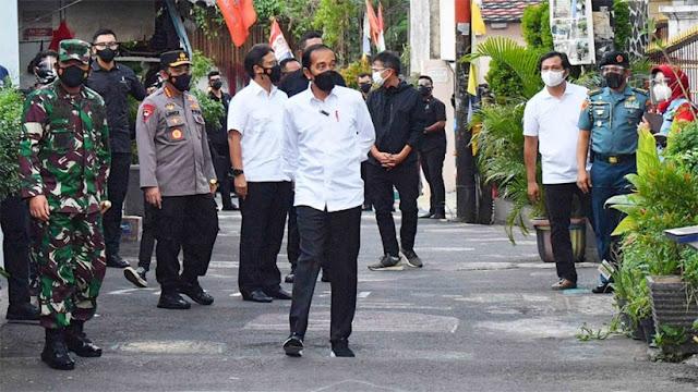 Jokowi Gemetar Lihat Ranjang di RSDC Wisma Atlet Terisi 92 Persen