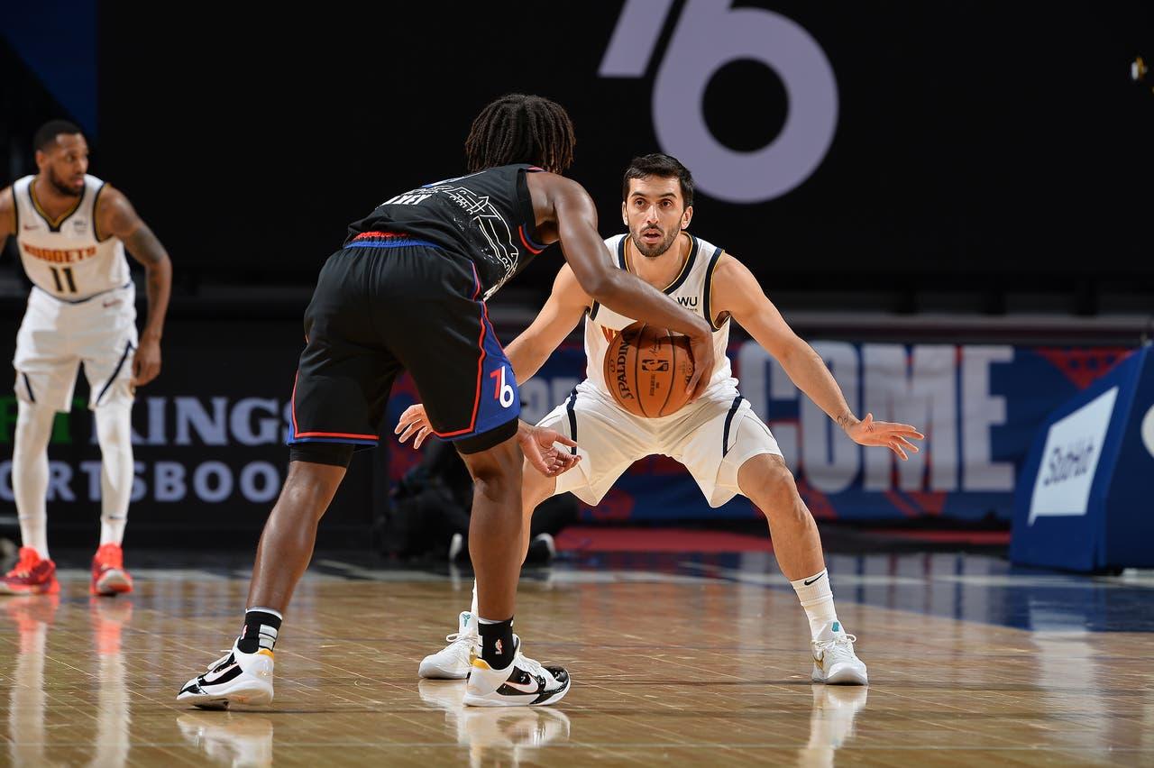 Los Nuggets, con el argentino Campazzo, visitan a los Knicks en el Madison Square Garden