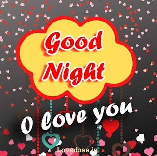 good night status hindi/english