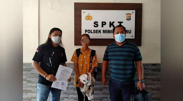 Wanita Curi Uang 15 Juta Milik Rekannya di Jayapura Ditangkap Polisi di Timika