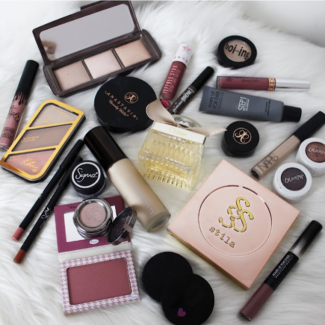 beauty hacks, life hacks, flatlay, makeup porn, anastasia beverly hills, tips, tricks