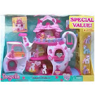 MLP Daisyjo Teapot Palace BJ's Warehouse Building Playsets Ponyville Figure