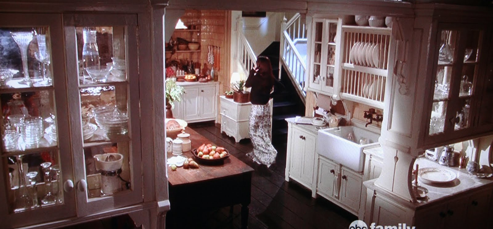 Practical Magic movie still of kitchen