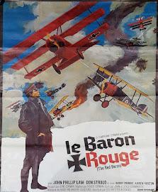 """Affiche du film """"Le Baron Rouge"""""""