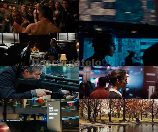 Jason Bourne DVDRip Español Latino
