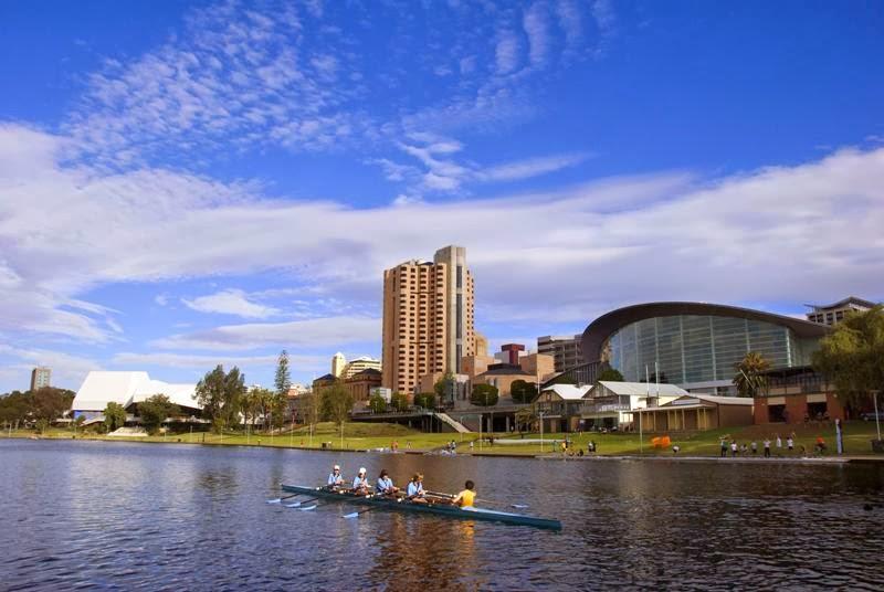 Car Parks Adelaide City