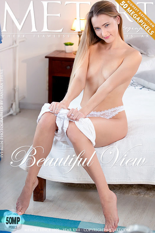 [Met-Art] Ivi Rein - Beautiful View sexy girls image jav