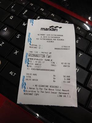 Belanja Di Alfamart Menggunakan Indomaret Card 4