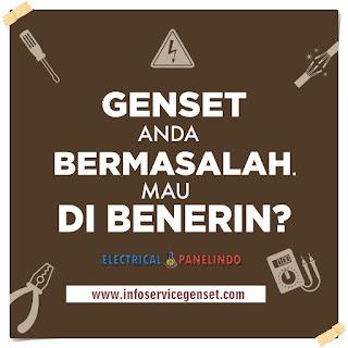 Jasa service genset Tangerang