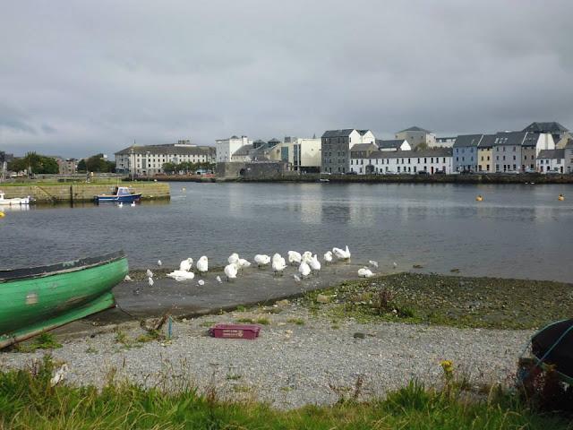 Muelle de Ballyknow en el Puerto de Galway (Irlanda) (@mibaulviajero)