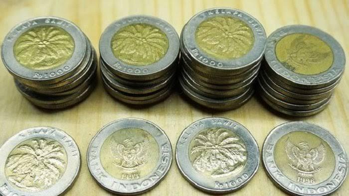 Viral Uang Koin Rp 1.000 'Kelapa Sawit' Dijual Ratusan Juta!