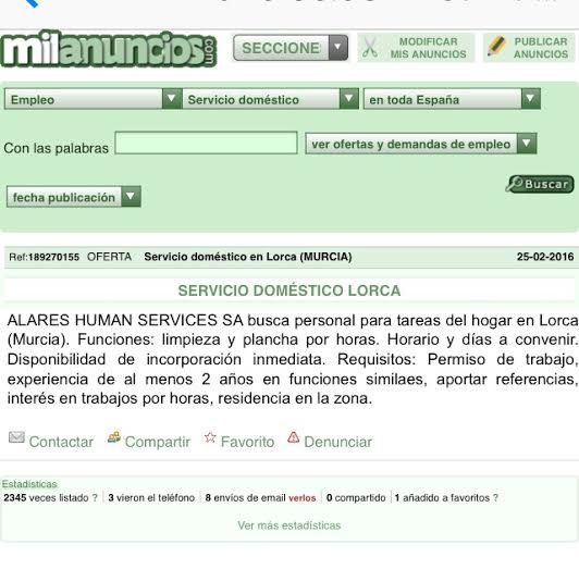 Mil Anuncios Barcelona Contactos Lorca