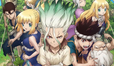 Dr. Stone Episode 1 - 13 Subtitle Indonesia