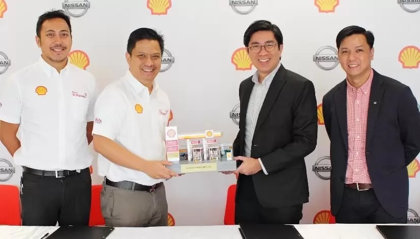 Nissan Philippines Names Shell as its Official Fuel Partner