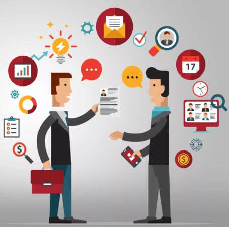 كيف يمكن لعمليات إدارة علاقات العملاء أن تجعل فريق المبيعات أكثر كفاءة
