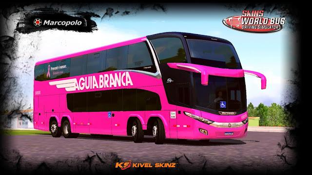 PARADISO G7 1800 DD 8X2 - VIAÇÃO ÁGUIA BRANCA MULHER