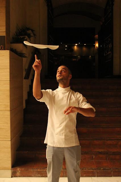 Hyatt Regency Delhi -  CITY'S FAVORITE ITALIAN RESTAURANT LA PIAZZA TAKES THE PIZZA LOVERS BY STORM!