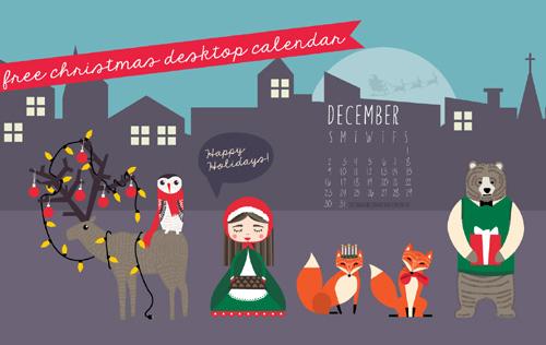 December Desktop Iphone Wallpaper