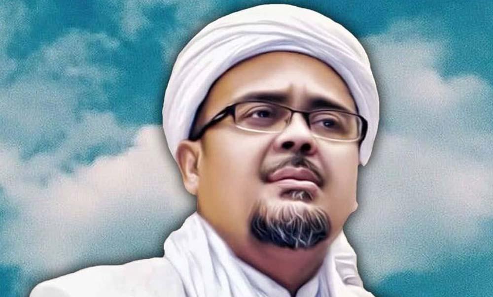 Maa Syaa Allah, Dua Tahanan Masuk Islam Dibimbing HRS di Rutan