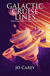 Image of cover for Galactic Cruise Lines: The Complete Series