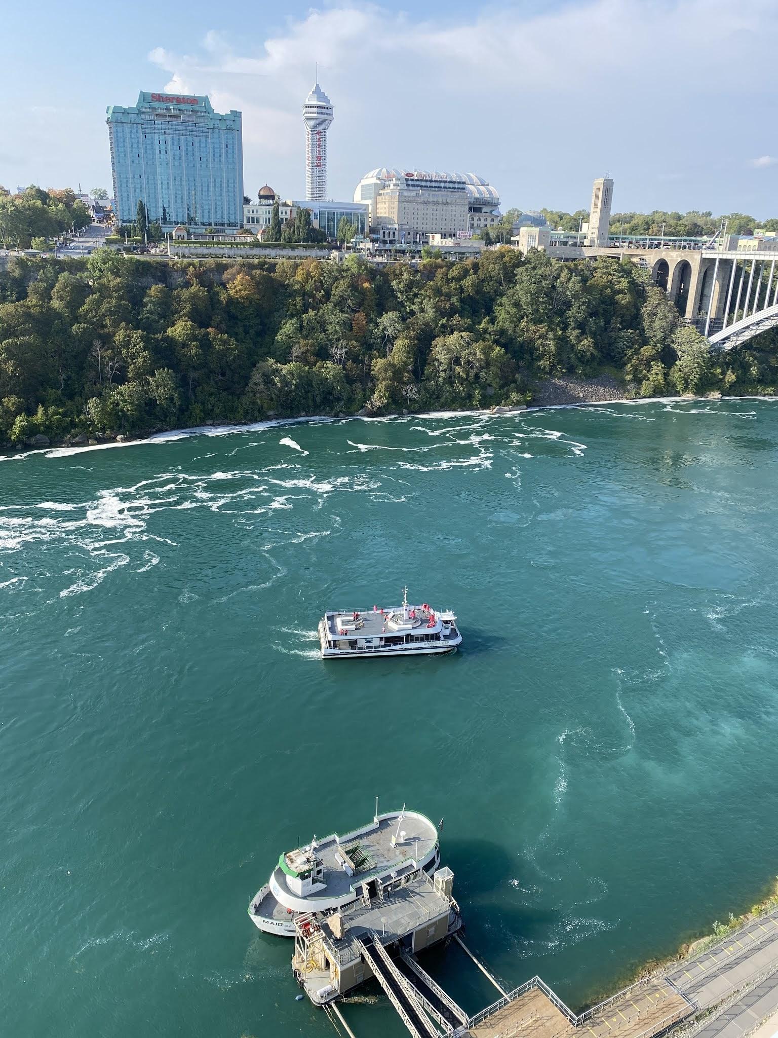 Niagara Falls | biblio-style.com