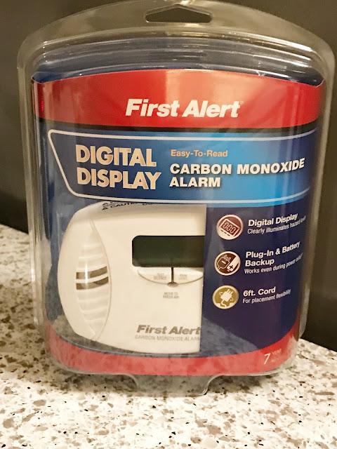 plug in carbon monoxide detector