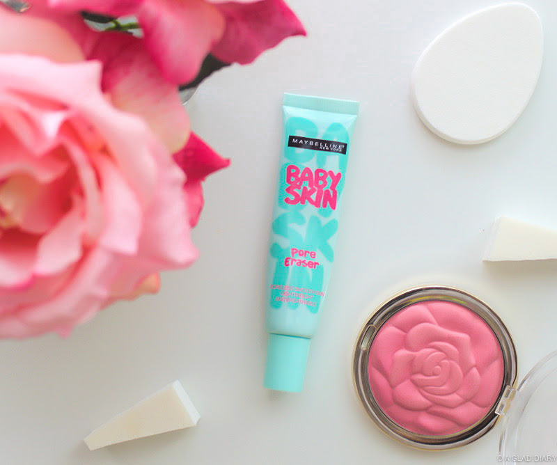 Maybelline Baby Skin Pore Eraser Product Reivew