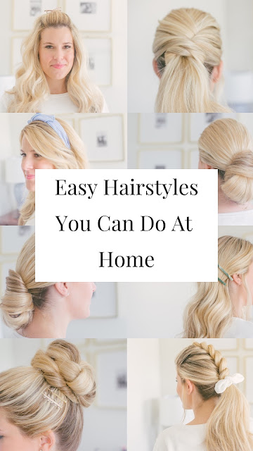 Summer Wind: Easy Hairstyles You Can Do At home