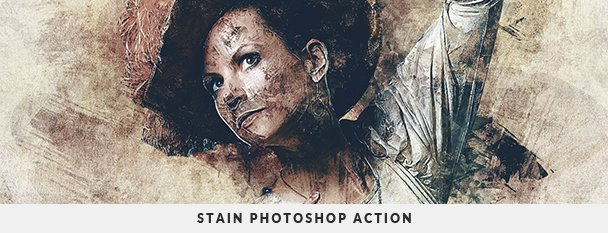 Painting 2 Photoshop Action Bundle - 94