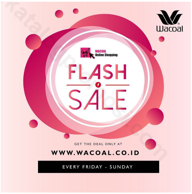 PROMO WACOAL.CO.ID Flash SALE Up To 75%*