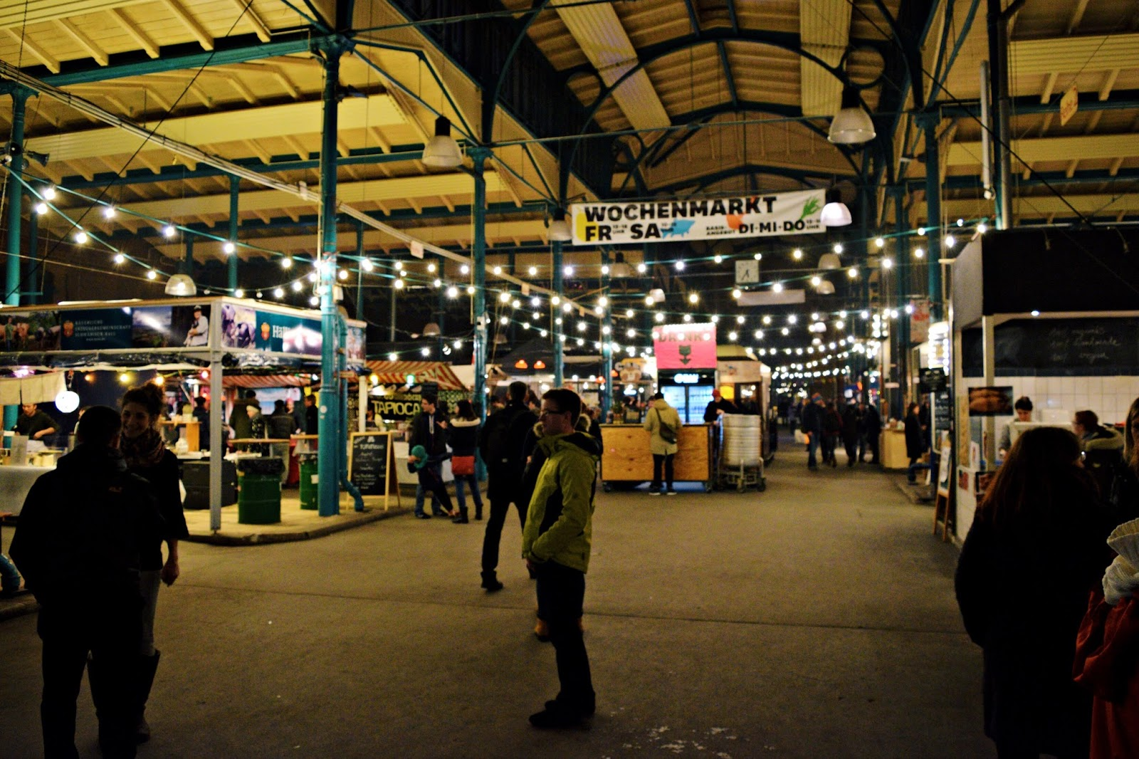 street food thursdays markthalle 9 berlin