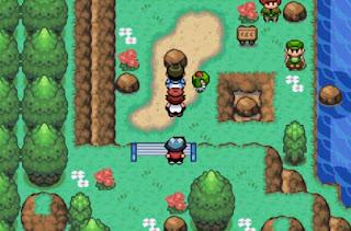 Pokemon Islas del Viento para GBA Team Reborn