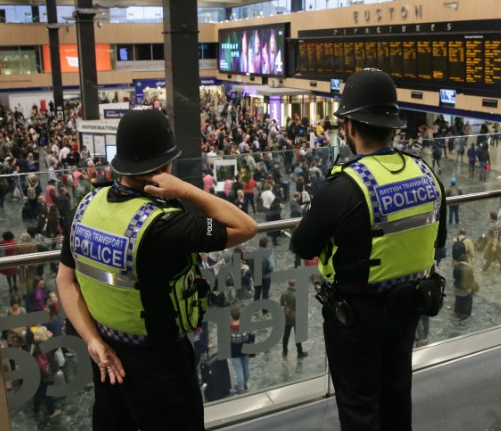 18-year-old man arrested in connection with the terror attack at London train station