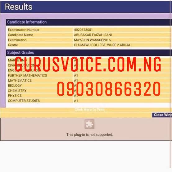 WAEC Gce 2019 Physics Expo – Free 2019/2020 WAEC GCE Physics