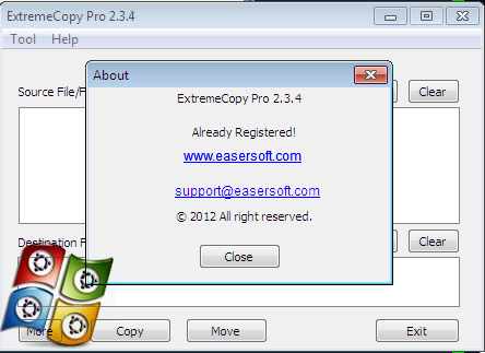Download Extreme Copy 2.3.4 Pro Full Version