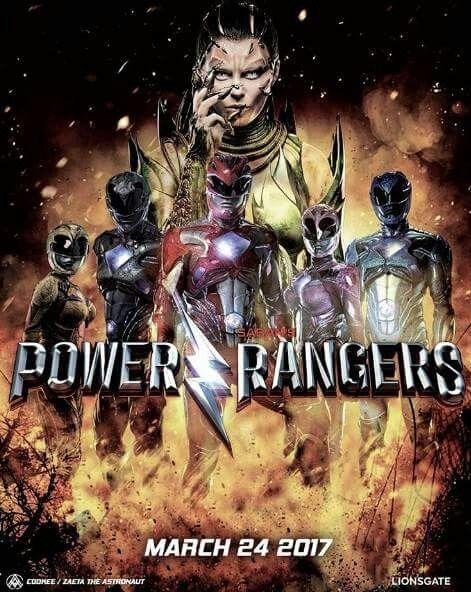 Power Rangers 2017 Full Movie online