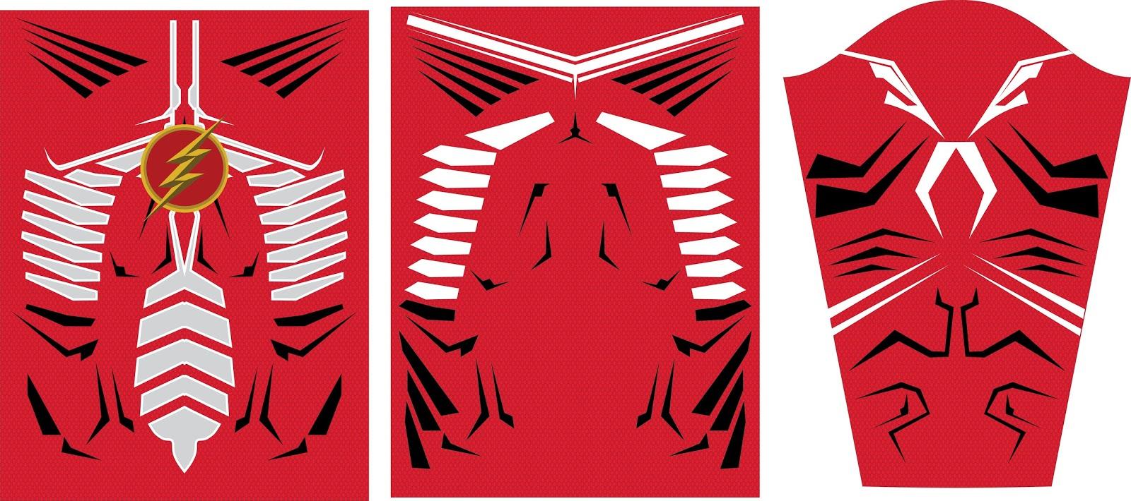 Grabal Desing Vector: CAMISETA FLASH Avengers Superhéroes