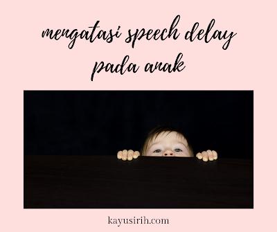 Tahapan Perkembangan Bahasa pada Anak