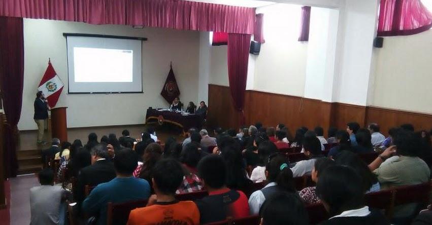 MINEDU presentó en Arequipa estudio que analiza los aprendizajes de los estudiantes en la transición de primaria a secundaria - www.minedu.gob.pe