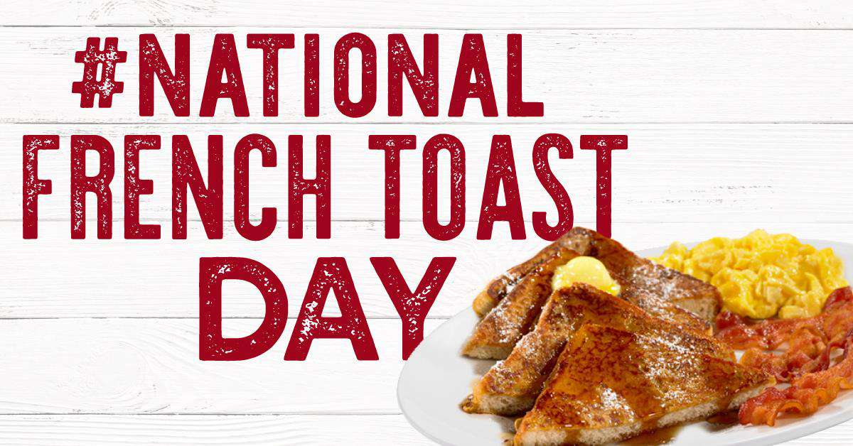 National French Toast Day Wishes for Instagram