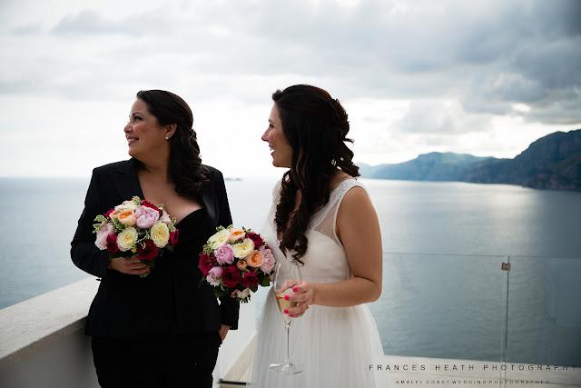 Brides Casa Angelina Praiano
