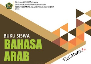 Buku Bahasa Arab Kelas 5 Mi Kurikulum 2013 Revisi 2019