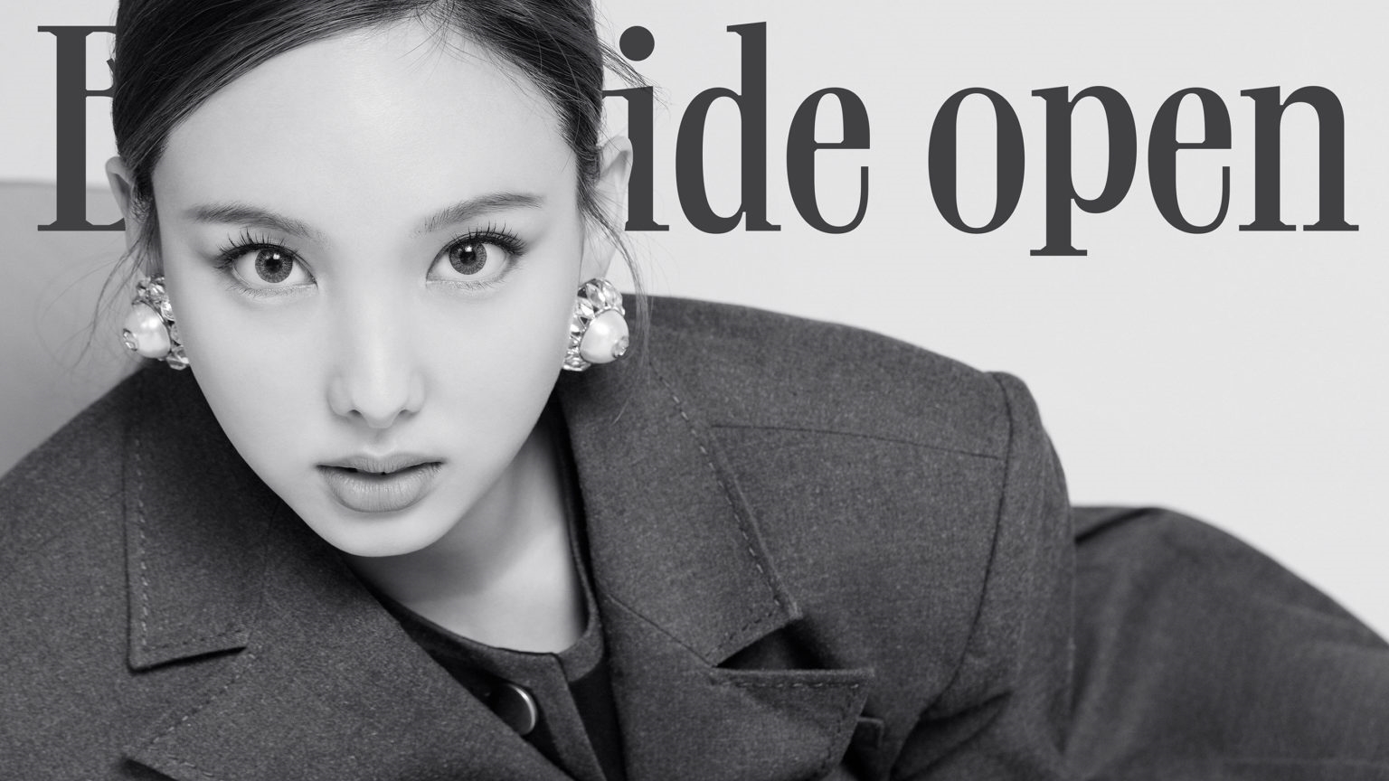 TWICE's Nayeon Looks Sexy & Classy on The Comeback Teaser 'Eyes Wide Open'