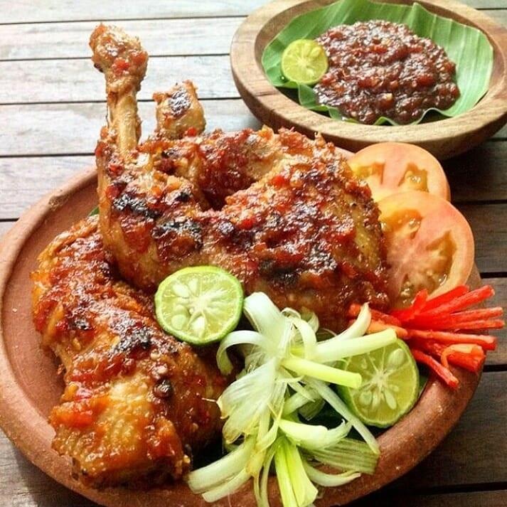 Wisata Kuliner Ayam Bakar Cobek Madiun